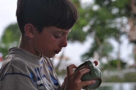 Tea time at Tugu